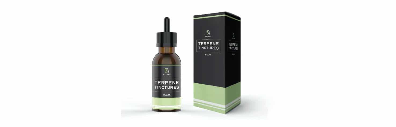 Terpene CBD Tinctures Product