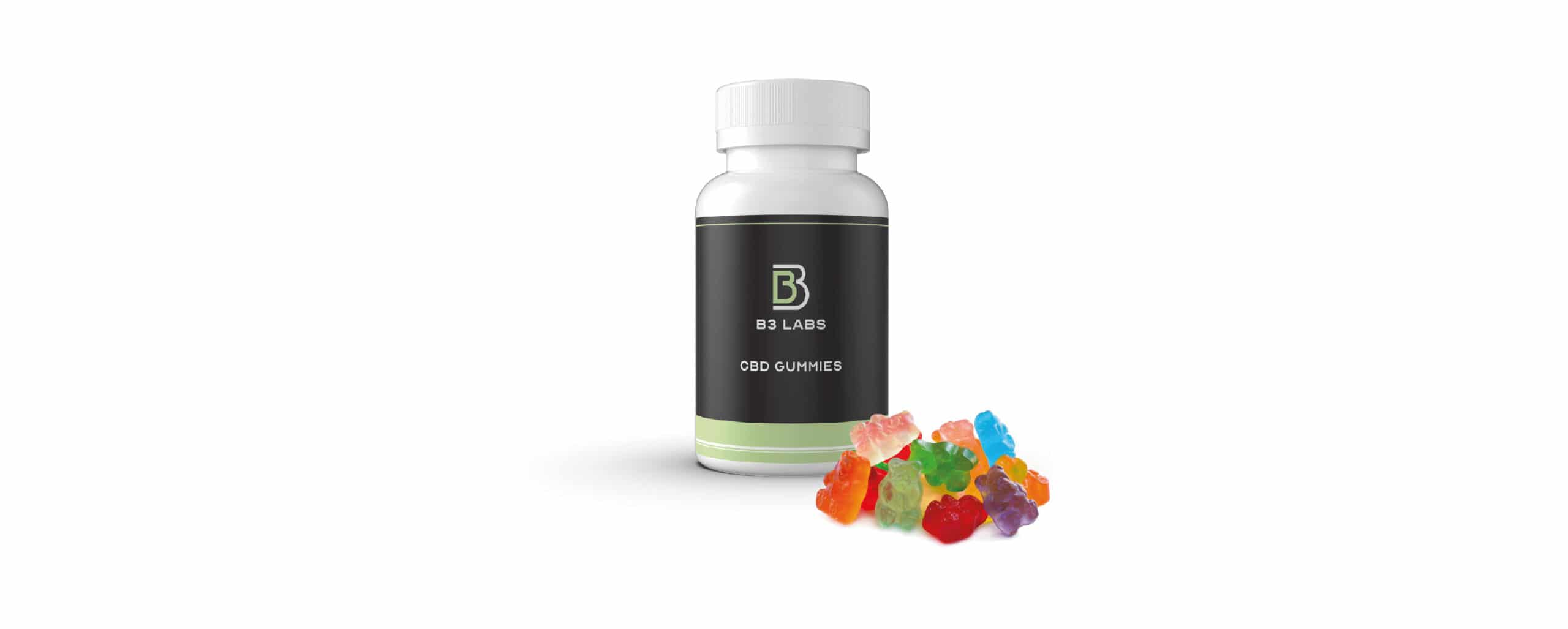 CBD Gummies Product From B3 Labs